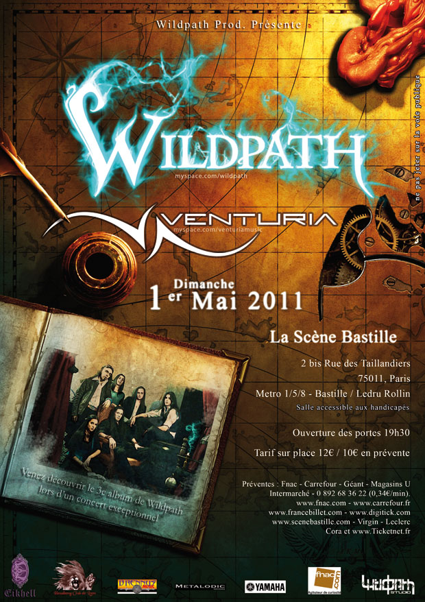 Wildpath, Venturia