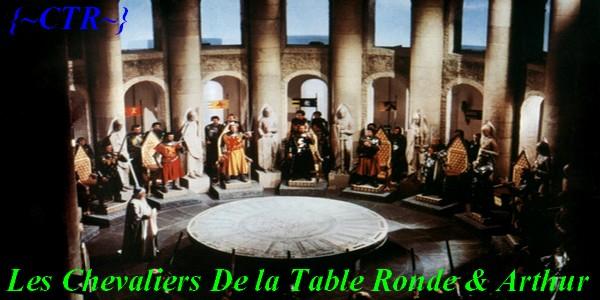Chevalier de la table ronde ctr - Les principaux chevaliers de la table ronde ...
